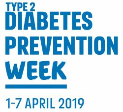 Diabetes prevention logo 2019