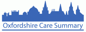 Oxfordshire Care Summary