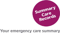 Summary Care Records logo