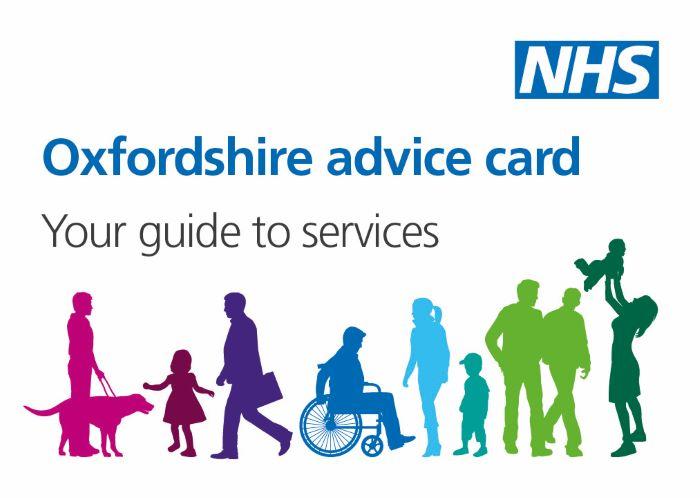 Advice card
