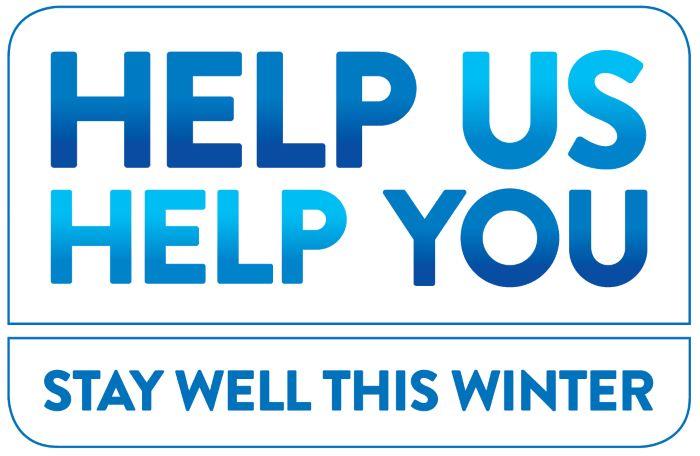 Help Us help You logo
